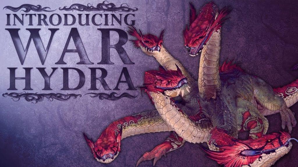 Total War: Warhammer 2 Hydra trailer, plus more Skaven ritual