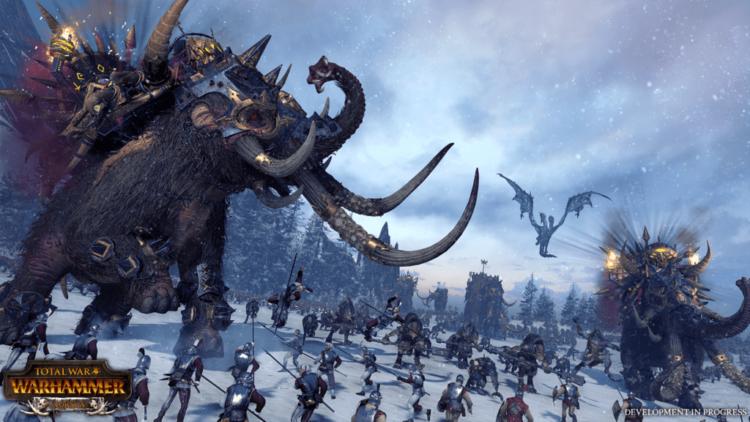 Total War: Warhammer – Norsca faction details, unit roster, and trailer