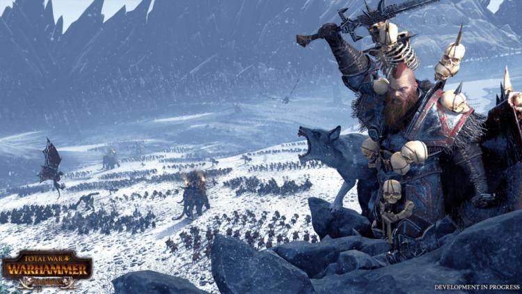 Total War: Warhammer details Wulfrik's Legendary Lord skills