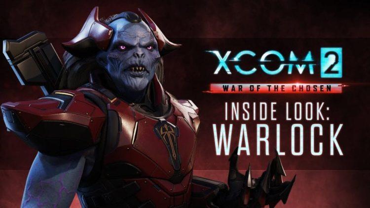 XCOM 2: War of the Chosen trailer spotlights the arrogant Warlock