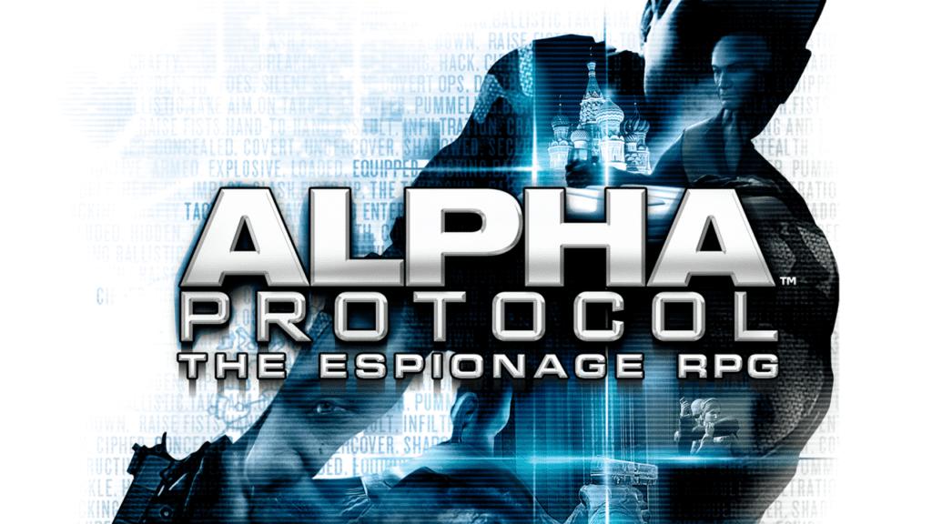 Come on SEGA, it's time for Alpha Protocol 2