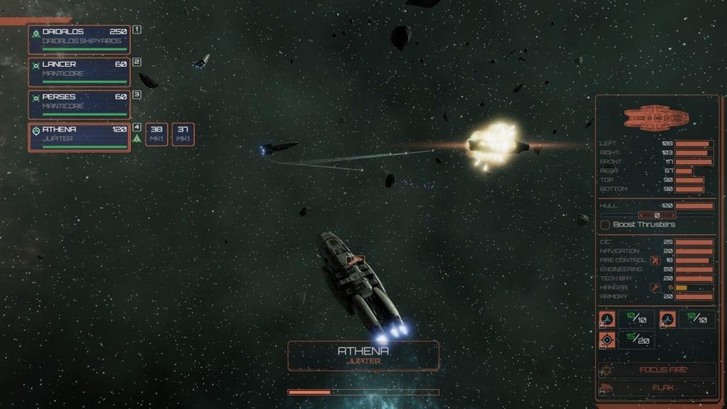 Battlestar Galactica Deadlock Preview