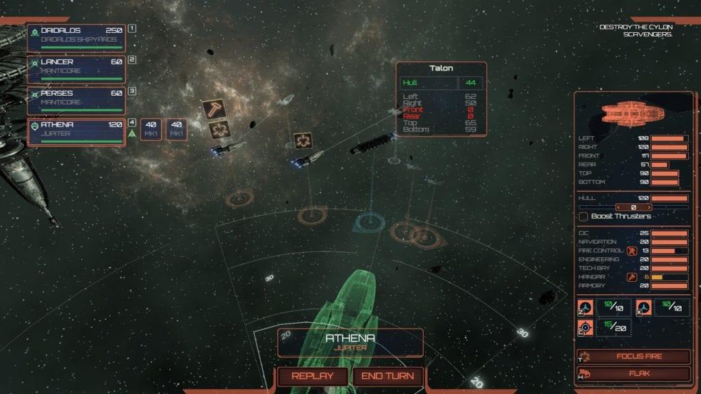 Battlestar Galactica Deadlock – игра в стиле стратегии, где ты погрузишься в трехмерный мир и сразишься с самыми опасными противниками в феерических сопротивлениях. Под твой тотальный контроль попадает целый колониальный флот, который ты должен привести к...