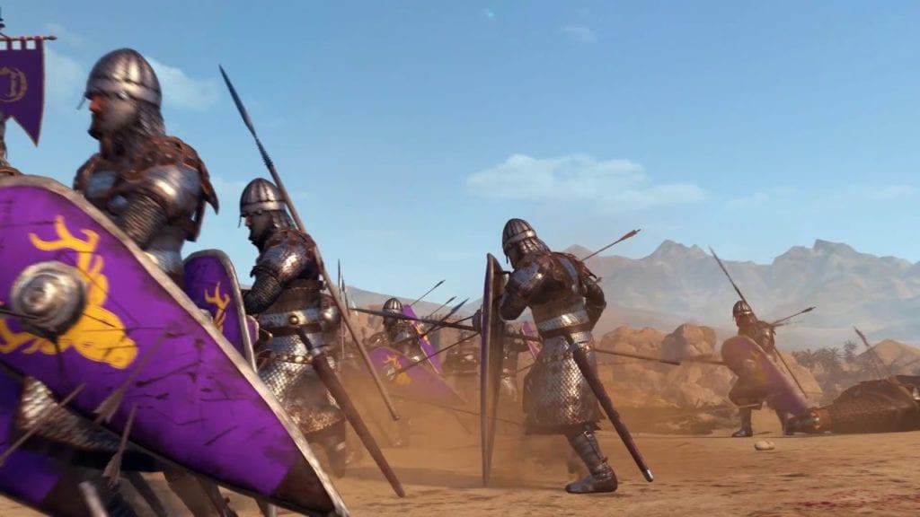 Mount & Blade 2 video shows Empire vs Khuzait in Captain Mode