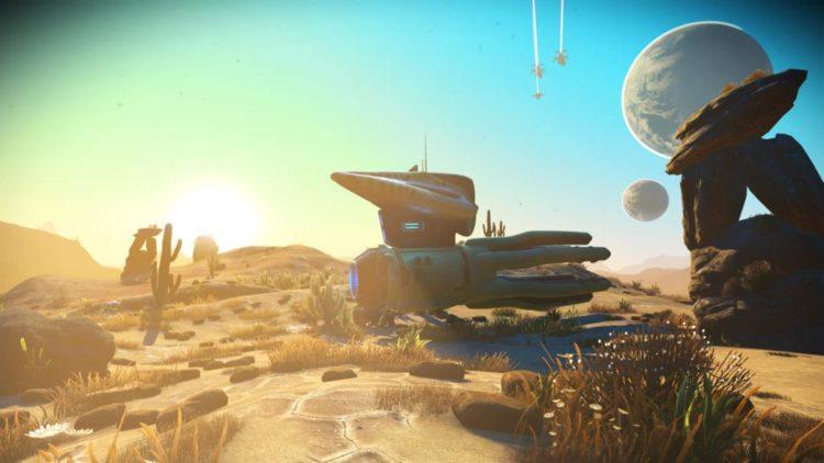 More No Man's Sky 1.3 details leak – economies and joint exploration