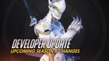 Overwatch Season 6 changes detailed in new dev update
