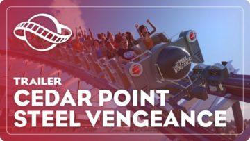 Planet Coaster update 1.3.6 adds free Steel Vengeance ride