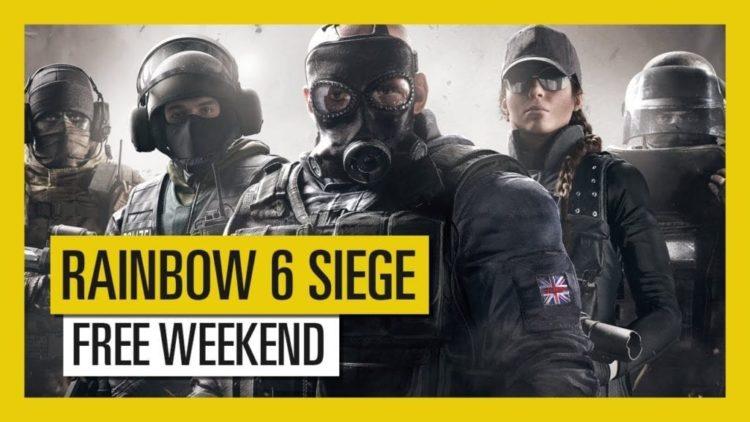 Play Rainbow Six Siege free this weekend