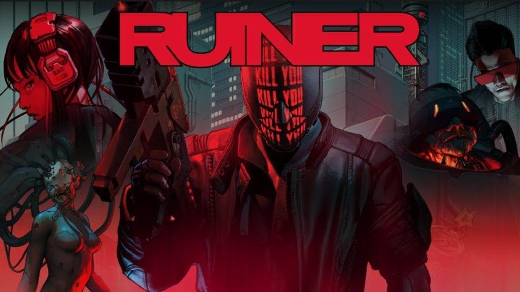 Ruiner displays its cyberpunk toolset in new trailer