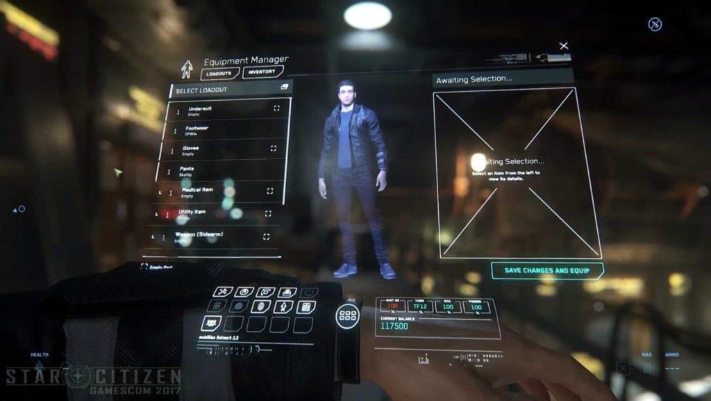 Star Citizen Gamescom 2017 Event Report | PC Invasion
