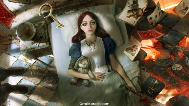 American McGee working on Alice: Asylum proposal for EA