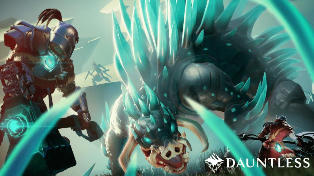 Dauntless open beta kicks off next month