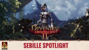 Divinity: Original Sin 2 origin video introduces Sebille