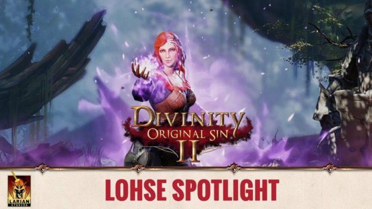 Divinity: Original Sin 2 trailer looks at possessed Lohse