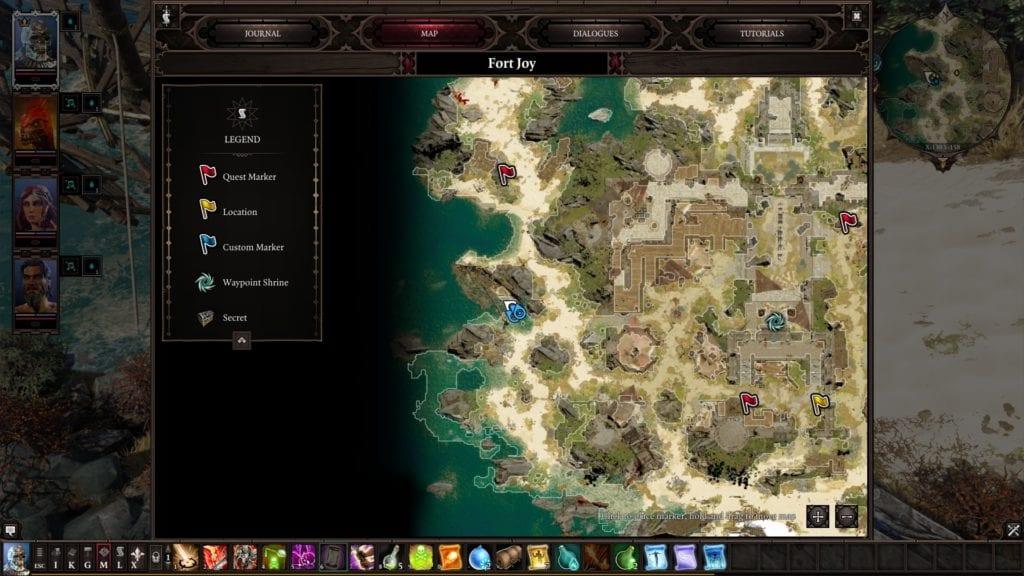 Divinity: Original Sin 2 - Beginner's Starting Guide and Fort Joy Tips