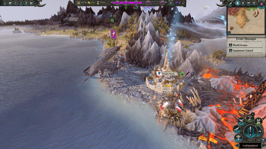 Total War: Warhammer 2 Review - An Elf, Lizard and Rat walk into a