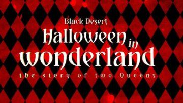 Black Desert Online has Wonderland Halloween plans