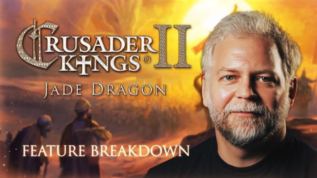 Crusader Kings 2 trailer covers Jade Dragon DLC features
