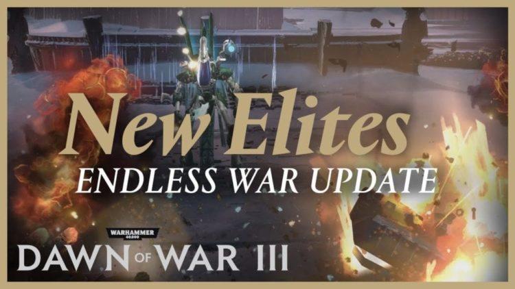 Dawn of War 3 Endless War update out, Free Weekend begins