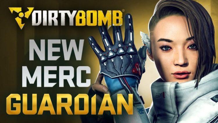 Dirty Bomb's new Guardian Medic Merc arrives next week