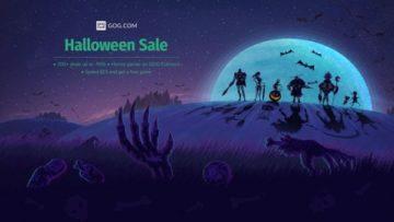 GOG Halloween sale is now underway