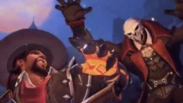 Overwatch Halloween event starts next week