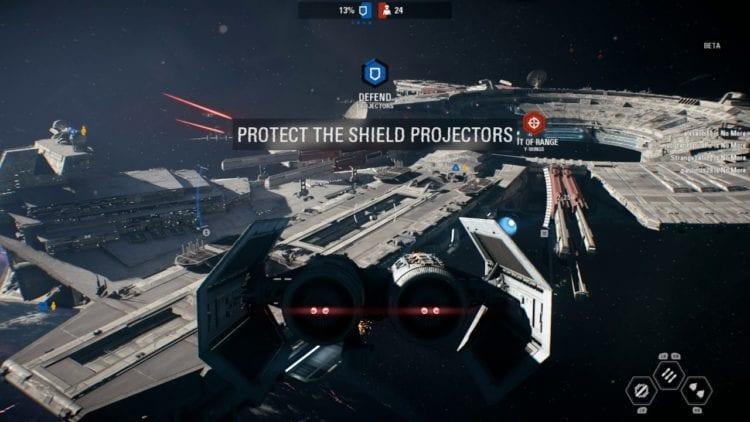 Звездные войны эскадрильи мотив истребитель