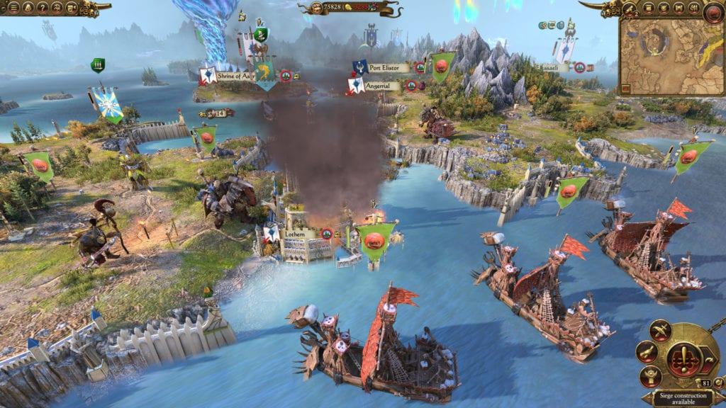 Total war warhammer 2 mortal empires tips