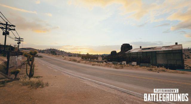 Playerunknown's battlegrounds 1