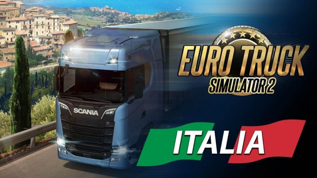 euro truck simulator 2 italia dlc coming next week pc. Black Bedroom Furniture Sets. Home Design Ideas