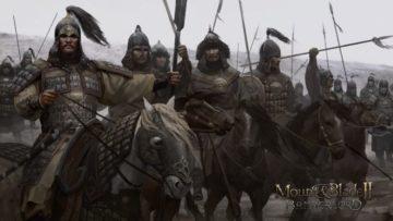 Mount & Blade 2 introduces the Khuzait faction