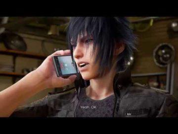 Tekken 7 getting Final Fantasy XV's Noctis Lucis Caelum