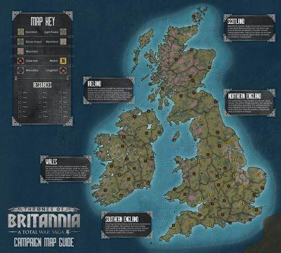 Total War Saga - Thrones of Britannia
