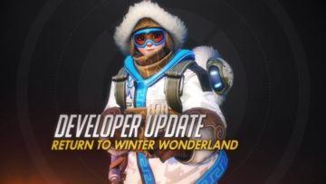 Overwatch heads back to Winter Wonderland on 12 December