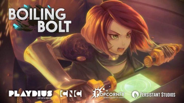 Shoot'em up Boiling Bolt released
