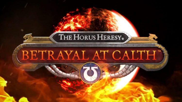 The Horus Heresy: Betrayal At Calth bringing Warhammer 40K to VR and desktop