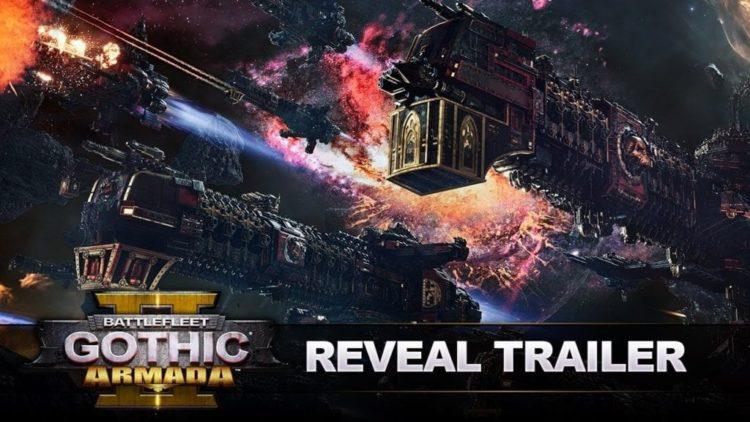 Battlefleet Gothic: Armada 2 announced – First trailer
