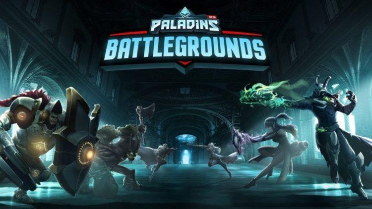 Hi-Rez wants a slice of battle royale with Paladins Battlegrounds