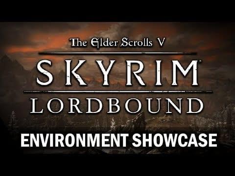 Skyrim mod Lordbound