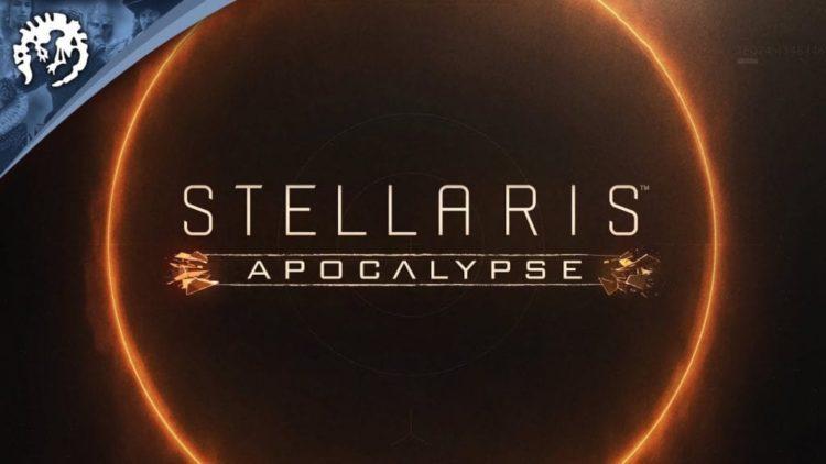 Stellaris Apocalypse DLC announced with planet-killer weapon