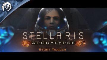 Stellaris Apocalypse DLC release date set – Story trailer
