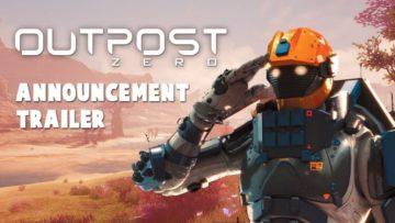 Survival sandbox FPS Outpost Zero announced – Alpha test sign-ups live