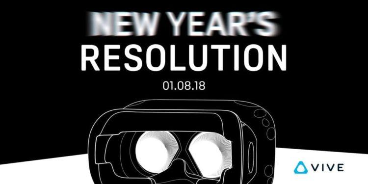 HTC Vive teasing a higher resolution VR headset?