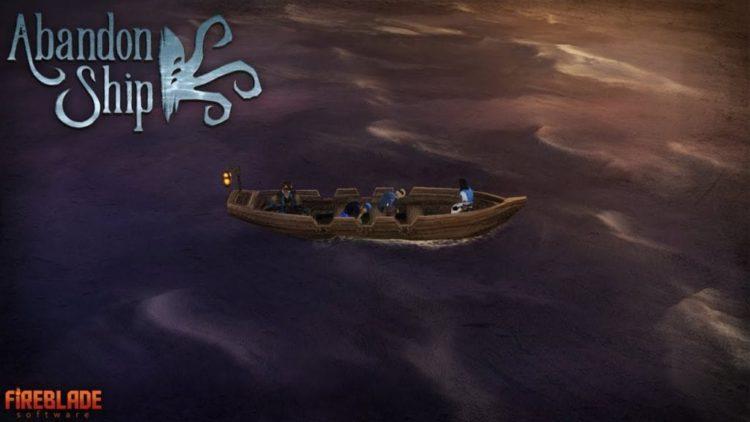 Abandon Ship sails into Early Access soon