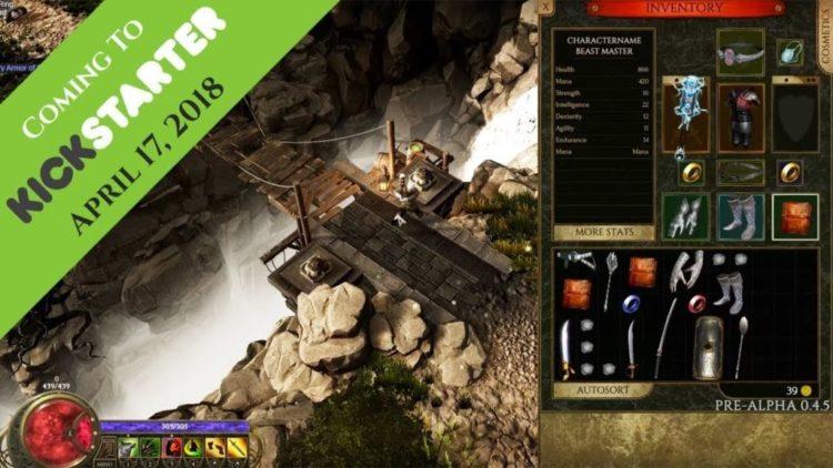 Diablo inspired ARPG Last Epoch coming to Kickstarter soon