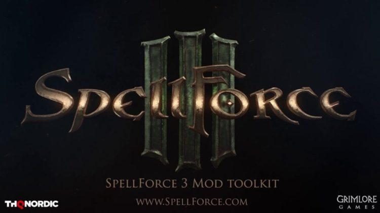 Spellforce 3 mod making tools released