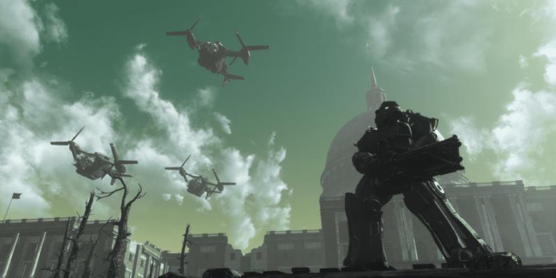 Fallout 3 Capital Wasteland
