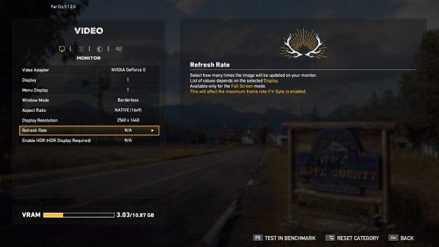 Far Cry 5 Options 1