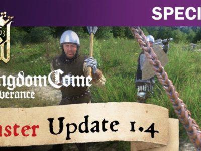 Kingdom Come: Deliverance 1.4 Released