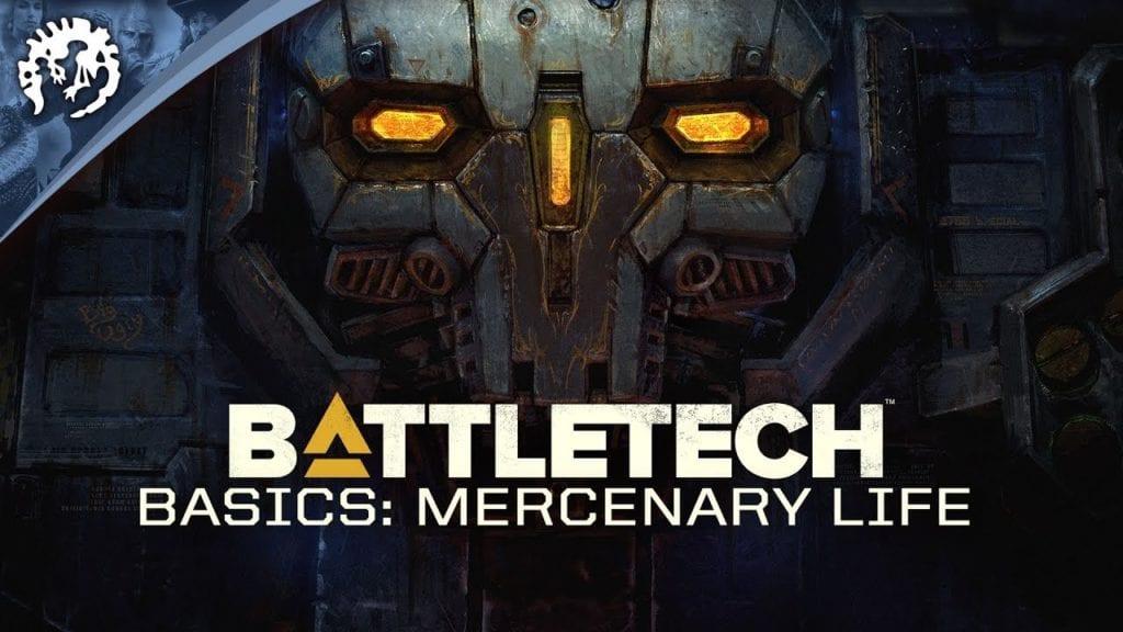 Life as a Battletech Mercenary is not straightforward